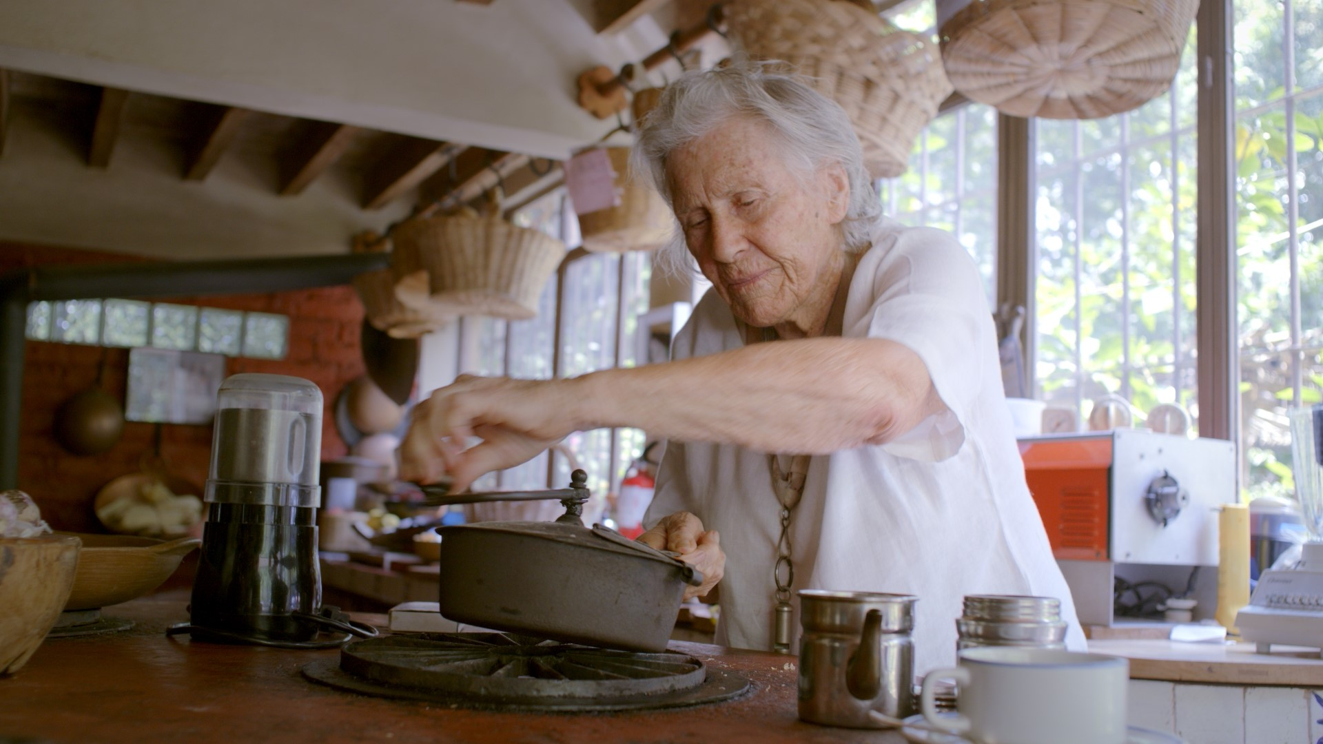 film | Diana Kennedy: Nothing Fancy