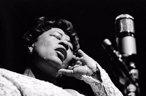 film | Ella Fitzgerald: Just One of Those Things