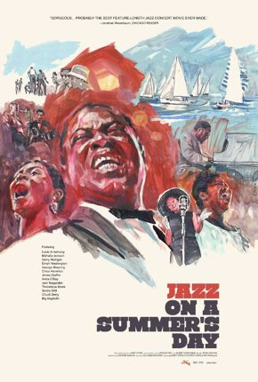 film poster | Jazz on a Summer's Day