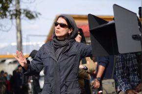 Filmmaker Mona Zandi Haghighi