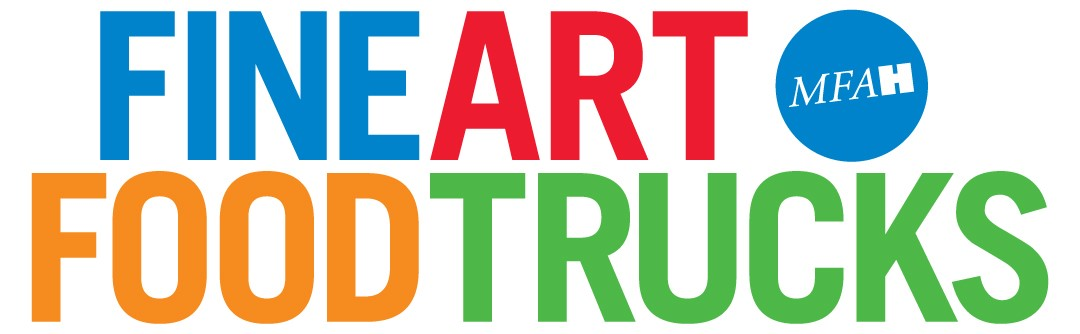 fine art + food trucks logo