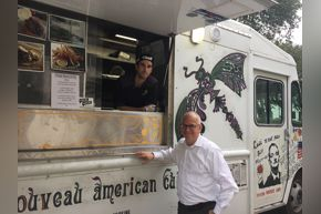 FOOD TRUCK BLOG - Malcolm and Food Music Life