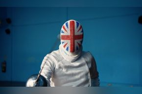For British Arrows 2017 blog post - We're the Superhumans