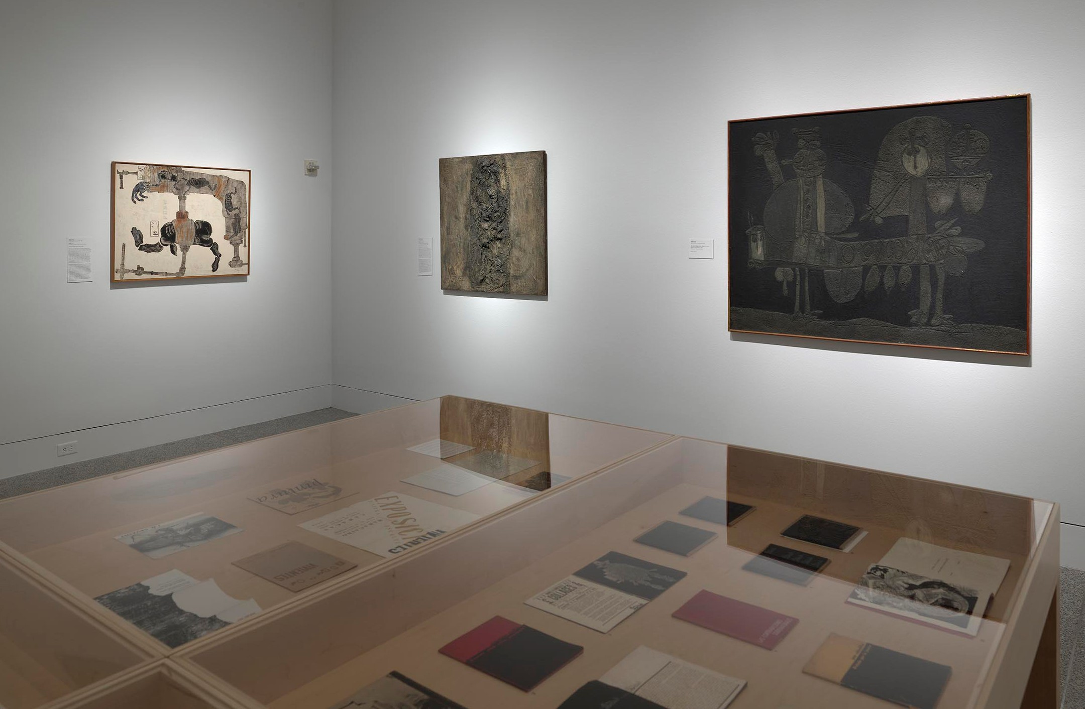 FOR HIRSCH/CONTESTING MODERNITY BLOG POST ONLY - Installation view of CM (caption)