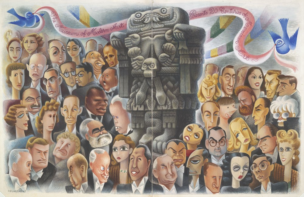 Paint The Usa A Time Line Of Mexican Modernism Artists In