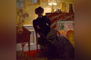 FOR SLOW ART DAY BLOG POST ONLY - Vuillard