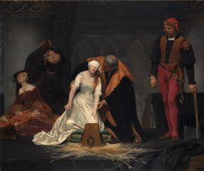 FOR TUDORS BLOG POST ONLY / Lady Jane Grey