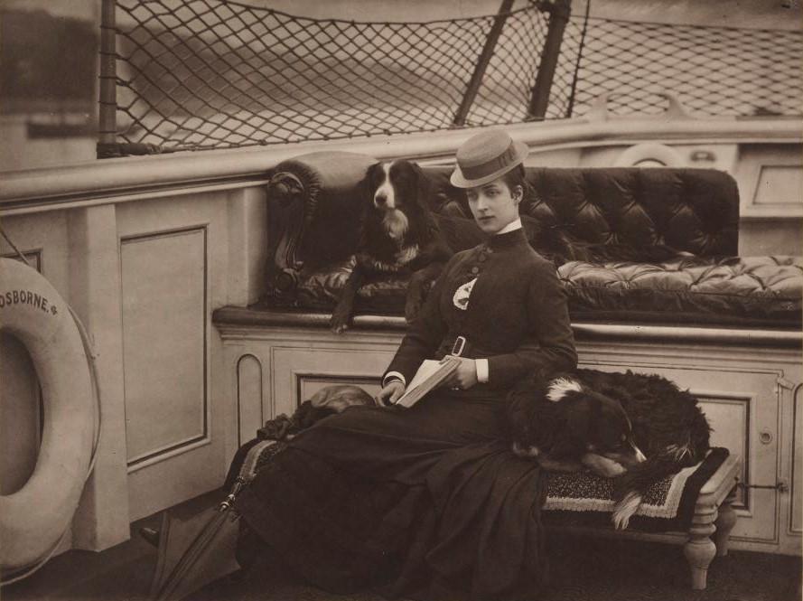 Symonds & Co., Alexandra, Princess of Wales (later Queen Alexandra)