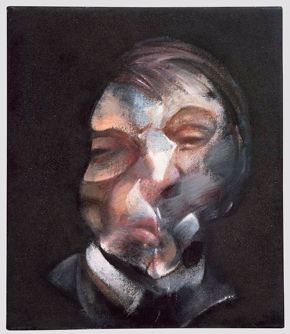 Francis Bacon - Self-Portrait 1971