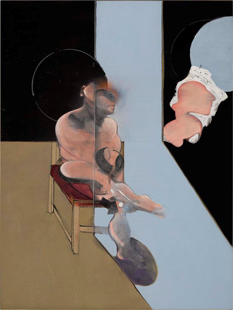 Francis Bacon - Study for Portrait, 1981