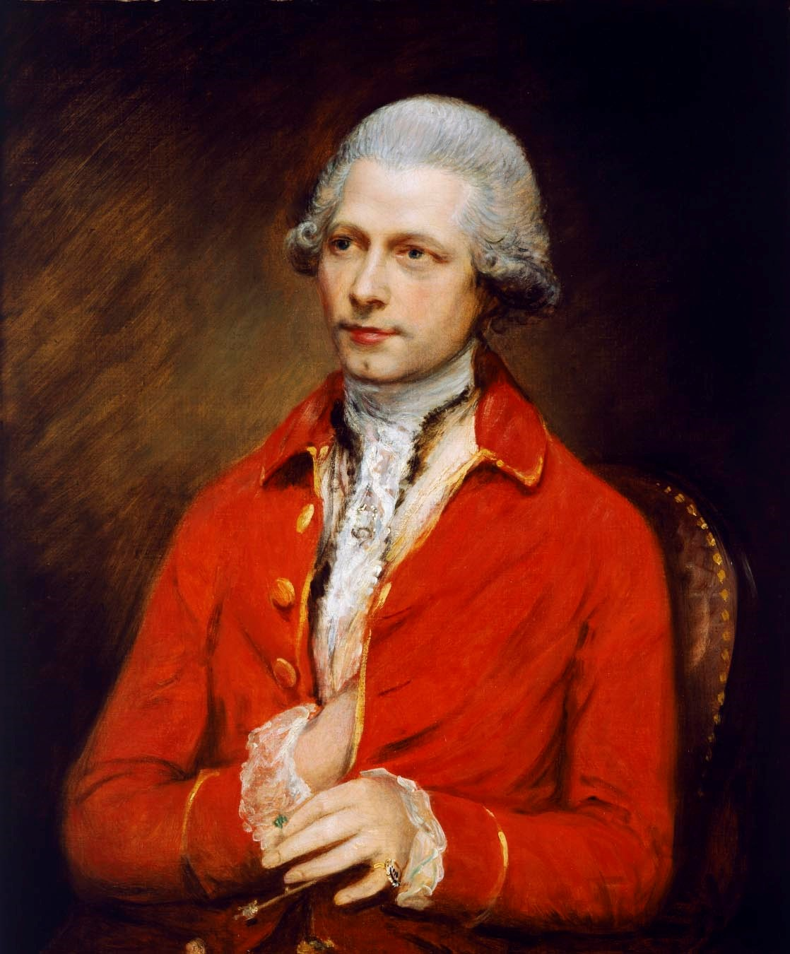 Gainsborough- John Joseph Merlin