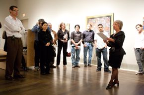 Gallery Conversations, Torres-Garcia