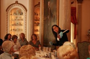 Gallery Talk at Rienzi