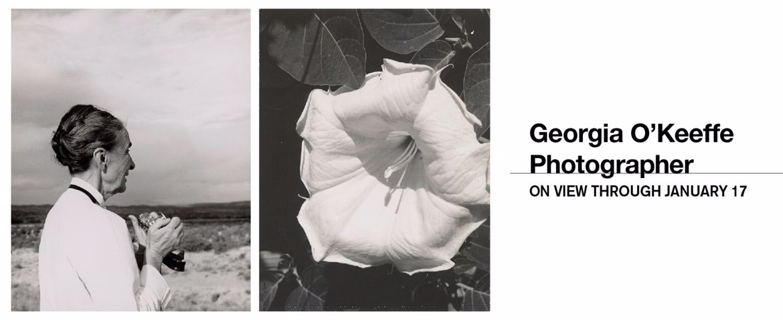Georgia O'Keeffe, Photographer | Now on View