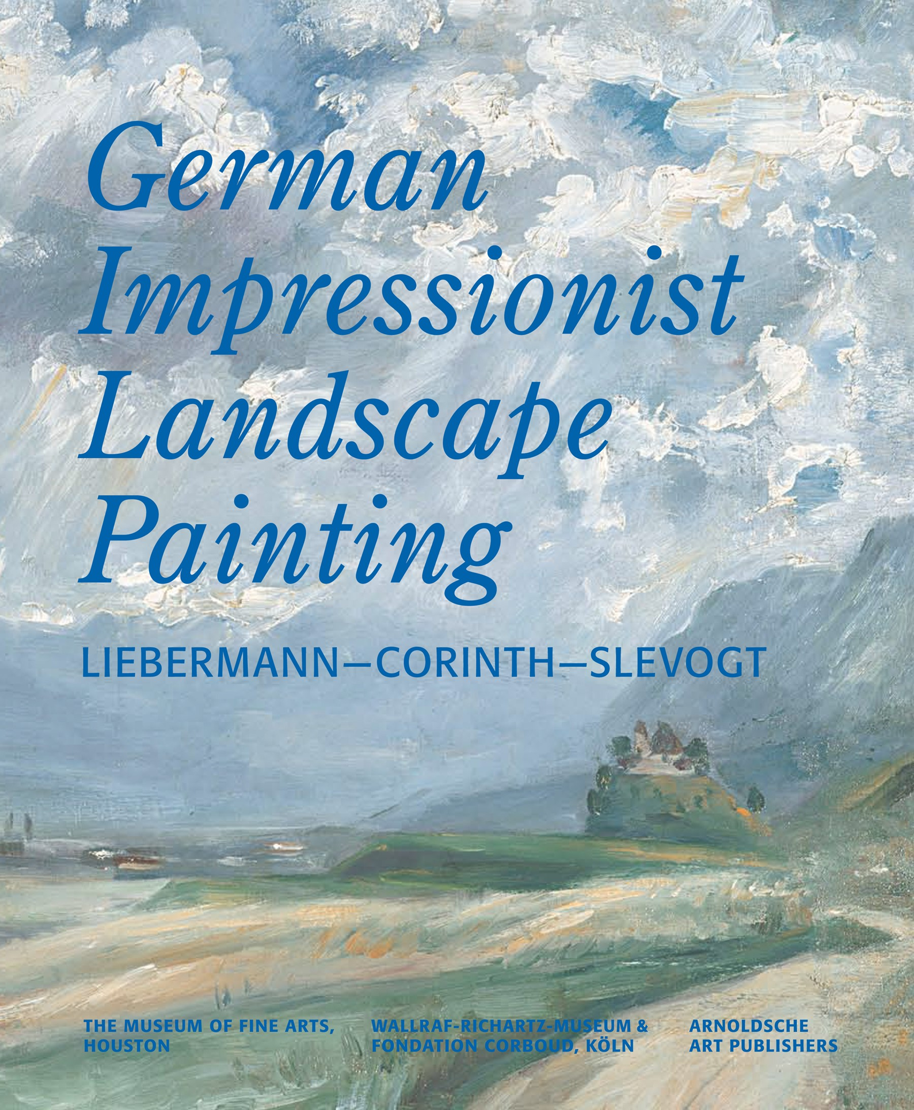 German Impressionism book cover