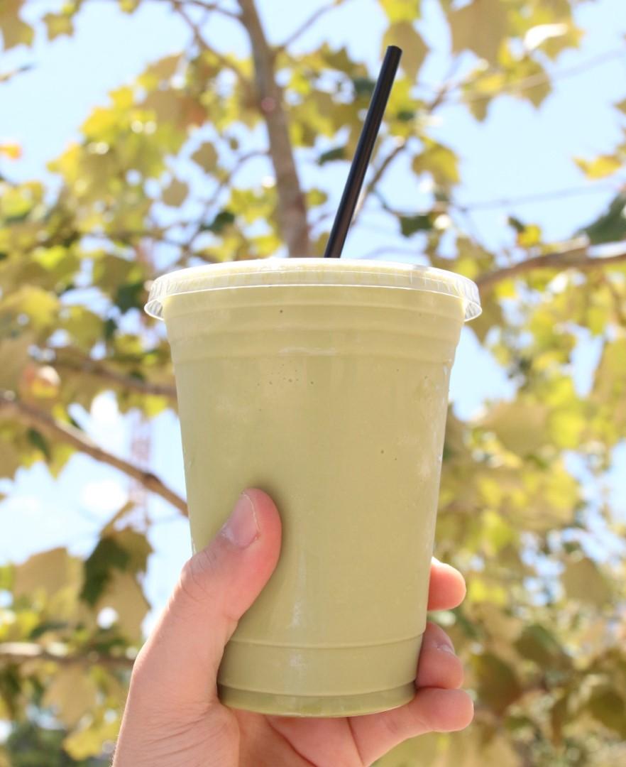 GLASSELL COFFEE BAR BLOG POST 2 - Green Matcha Frappe