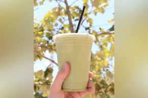 GLASSELL COFFEE BAR BLOG POST 2 - Green Matcha Frappe