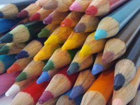 Glassell Junior School (colored pencils)