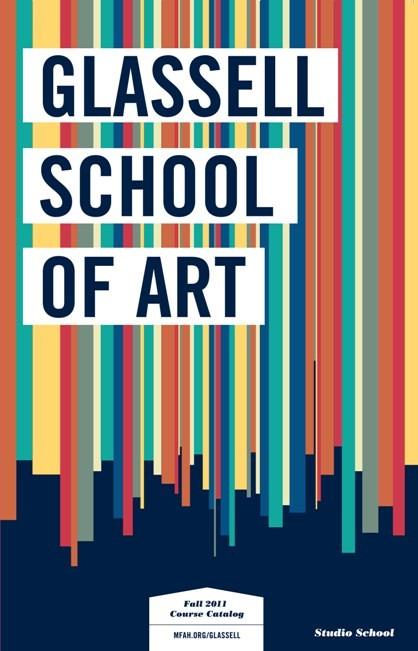 Glassell Studio School Fall 11 Cover