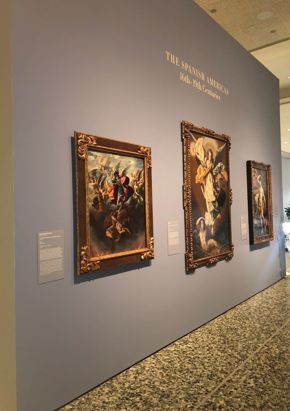 Glory of Spain | installation view