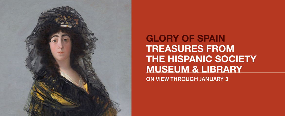 Glory of Spain | On view through January 3