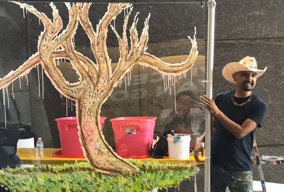 GONZO247 demonstration @ 2019 Spring Festival