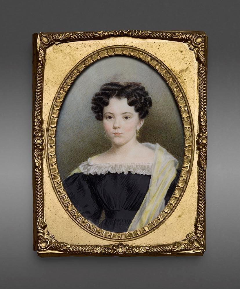 Goodridge - Portrait of a Young Lady