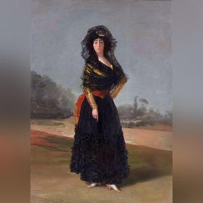 Goya - Duchess of Alba