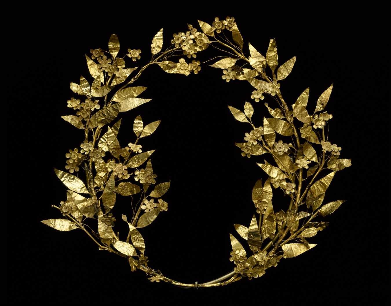 Greek Myrtle Wreath