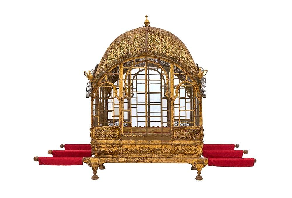 Gujarat - Palanquin