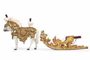 Habsburgs - Carousel Sleigh