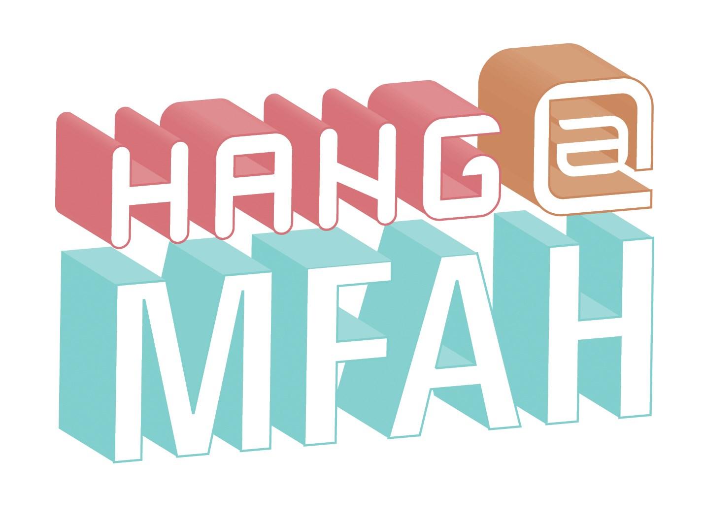 hang@MFAH logo
