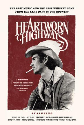 Heartworn Highways   film poster