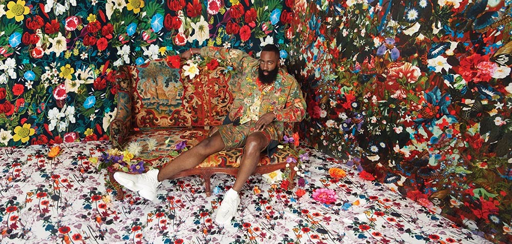 Heck - James Harden (Icons of Style)