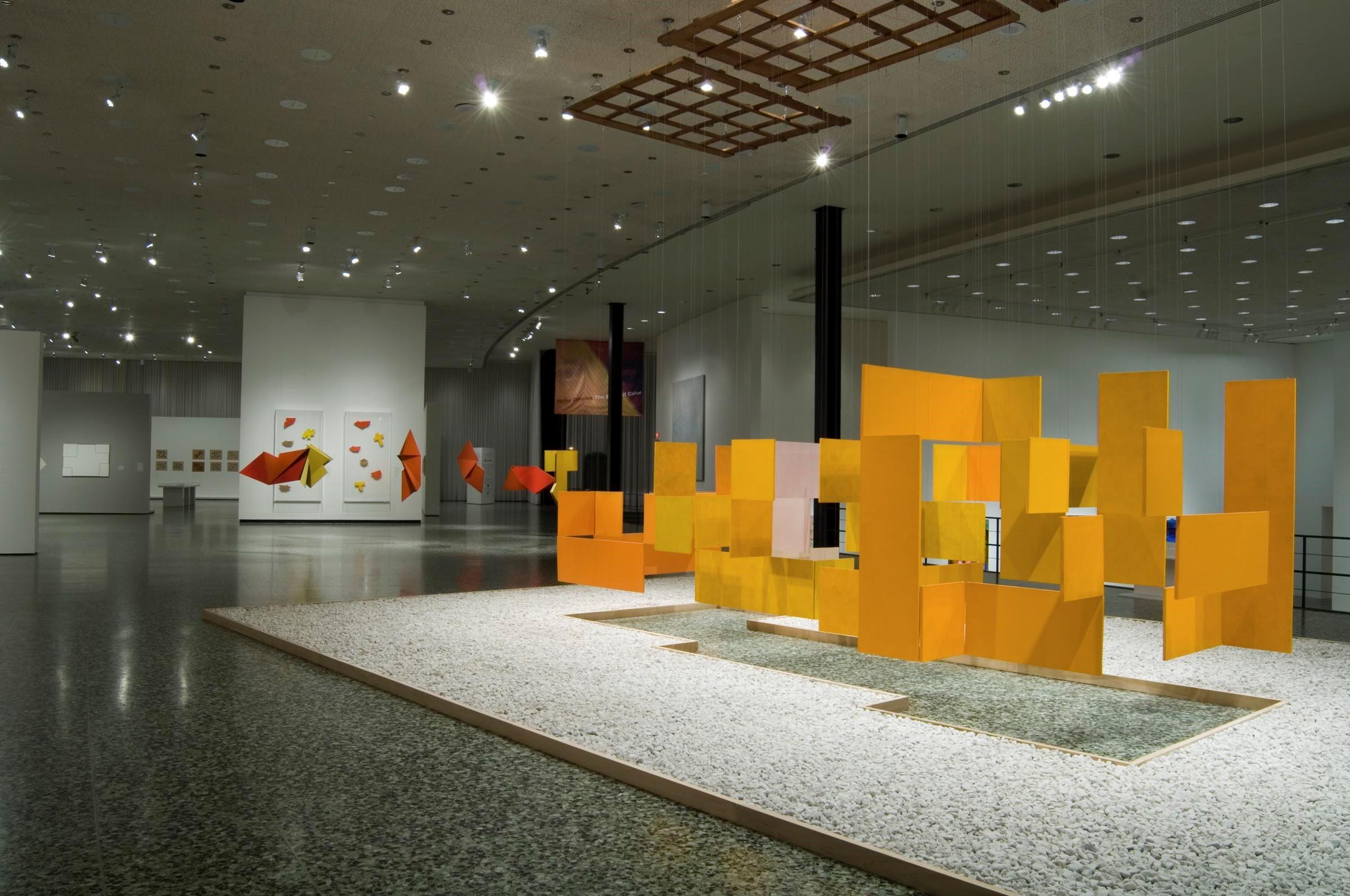 Hélio Oiticica: The Body of Color