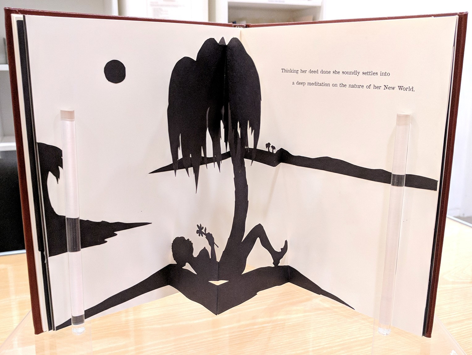 Hirsch Library Written with the Body exhibition / Kara Walker, Freedom: A Fable
