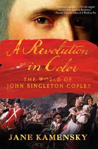 History Book Club | A Revolution in Color: The World of John Singleton Copley