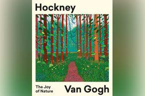 Hockney – Van Gogh: The Joy of Nature | exhibition catalogue