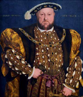 Holbein - Henry VIII