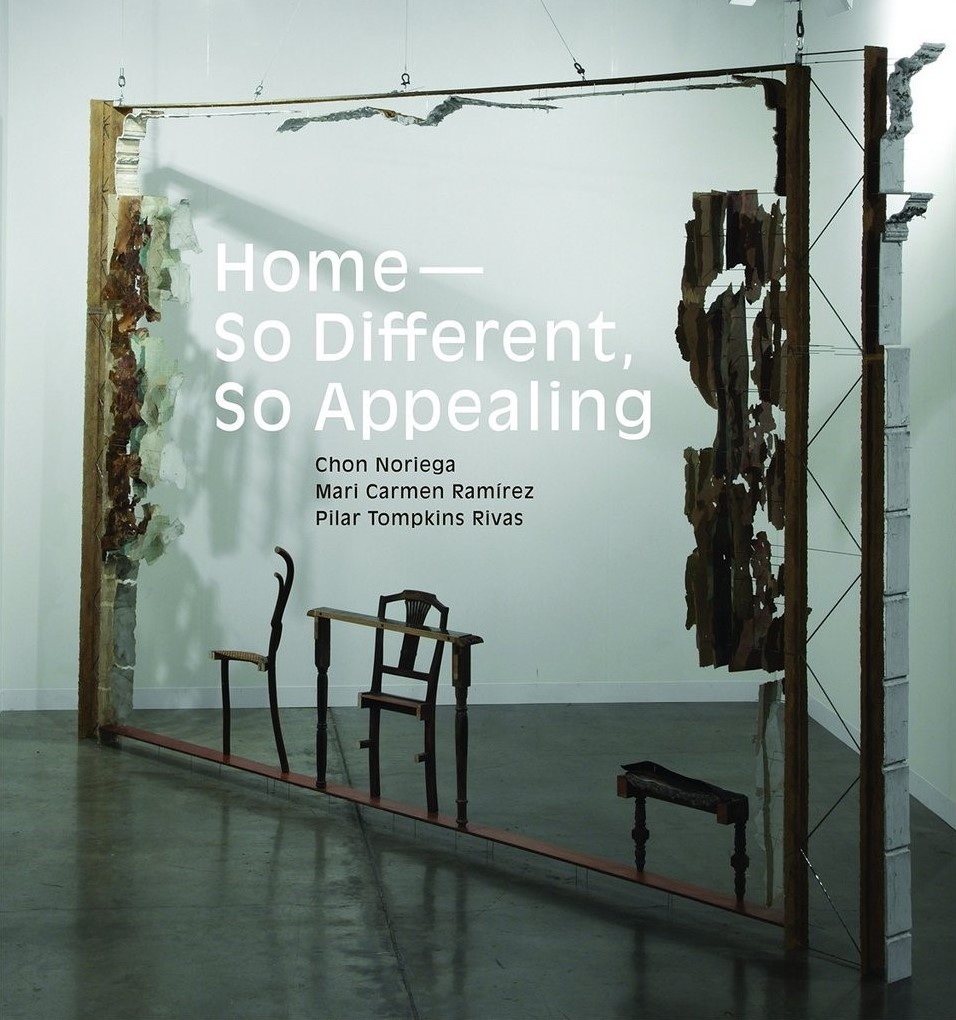 HOME—So Different, So Appealing (catalogue cover)