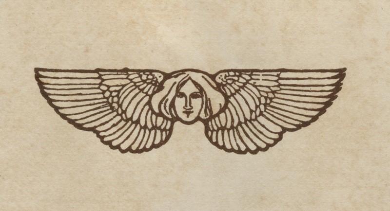 Houston Art League winged image