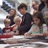 Art flows from little hands at Children's Texas Art Festival—Jenny Dean, Houston Chronicle, January 21, 2018