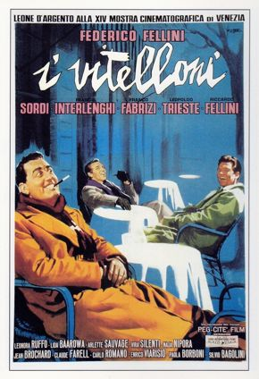 I vitelloni | film poster