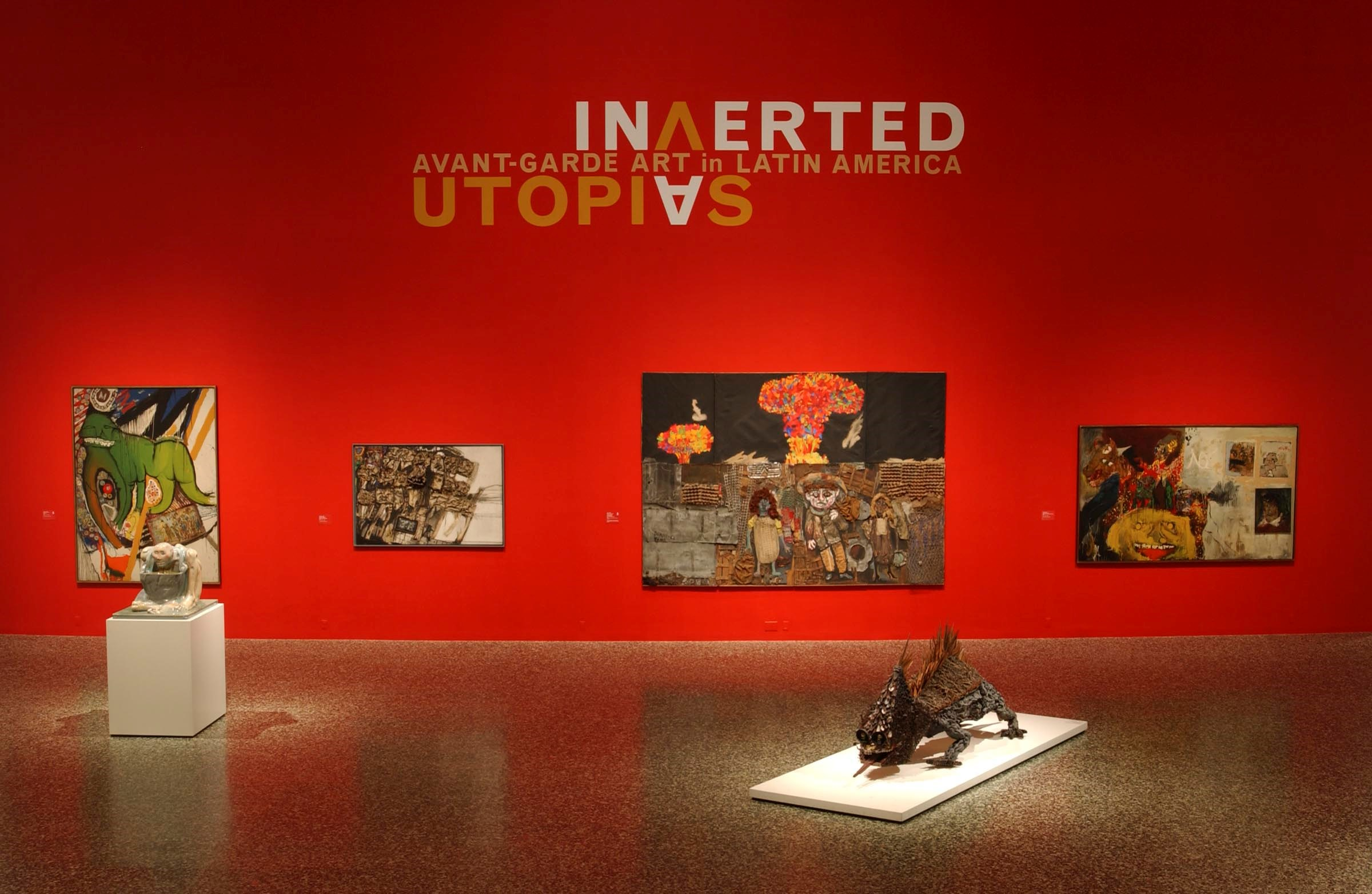 Inverted Utopias: Avant-Garde Art in Latin America
