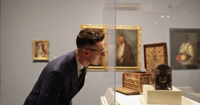"""A tour of the exhibition """"Glory of Spain"""" with James Anno, associate curator of European art."""