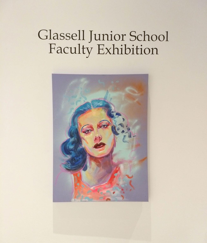 Junior School Faculty Exhibition (Untitled)