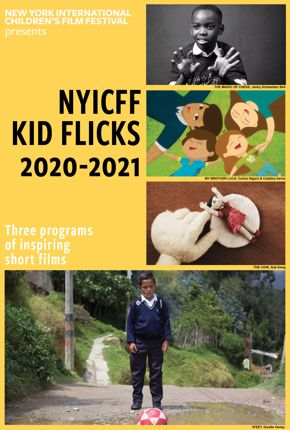 Kid Flicks poster 2020-2021