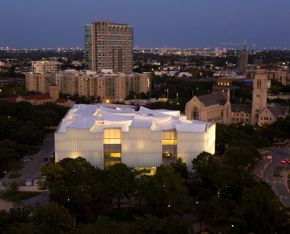 The Nancy and Rich Kinder Building at the Museum of Fine Arts, Houston