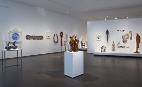 gallery for decorative arts, craft, and design in the Nancy and Rich Kinder Building