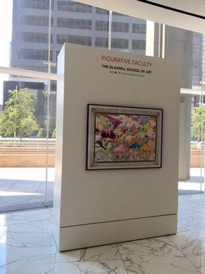 Kinder Morgan exhibition fall 2016 - figurative faculty